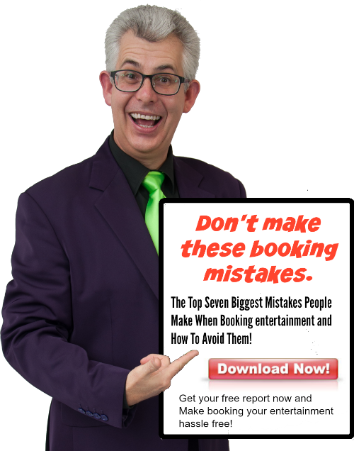 free report about booking magicians in Melbourne